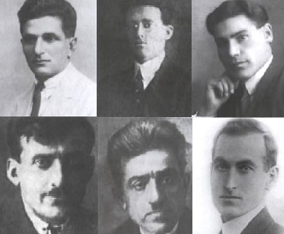 The ARF members who led Operation Nemesis