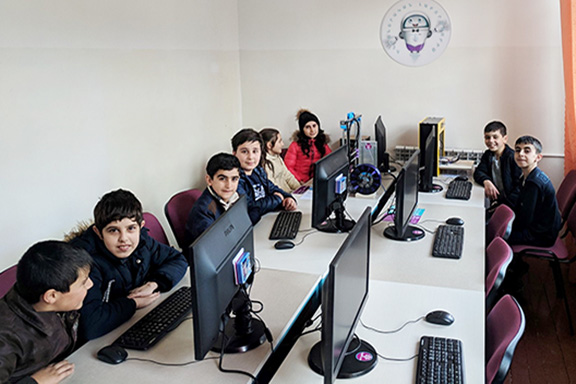 One of the Armath labs opened by AEF
