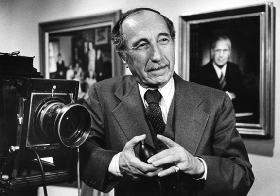 B. Artin Haig has been a photographer for years. Haig was photographed in his studio in 1982. (Photo: Journal Sentinel files)