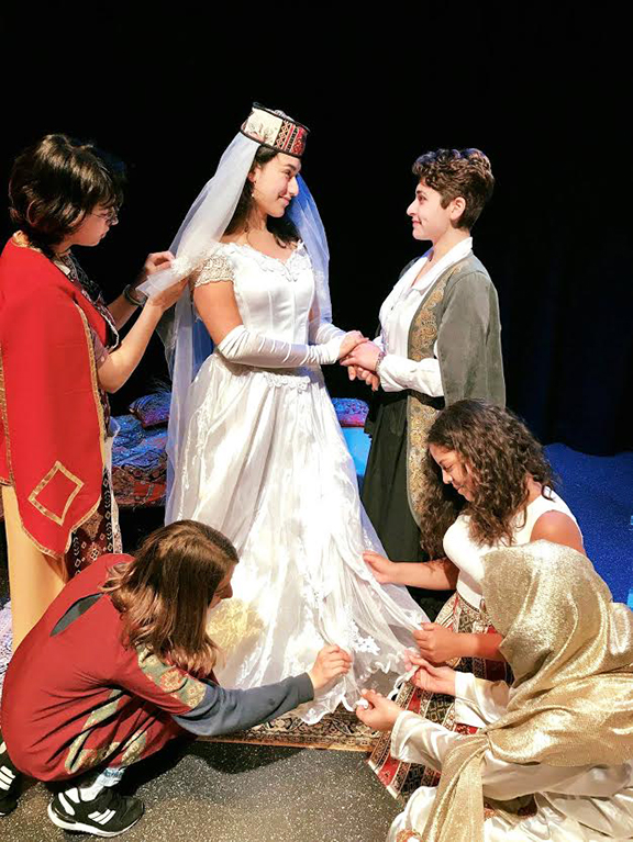 """A staging of """"A Journey of Angels"""""""