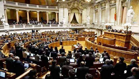 The Portugal Parliament is known as the Assembly of the Republic