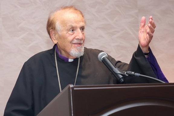 Archbishop Vatché Hovsepian