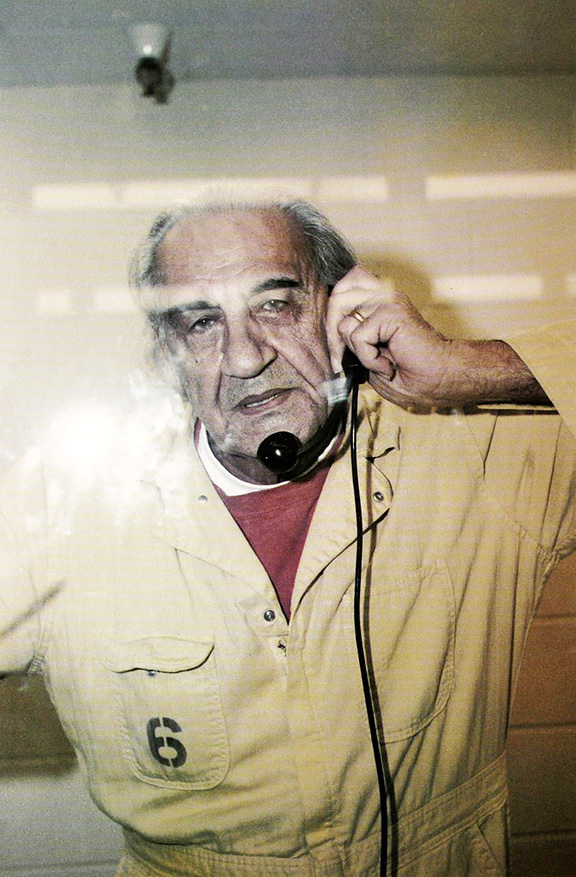 Gourgen Yanikian while in serving a life sentence in prison