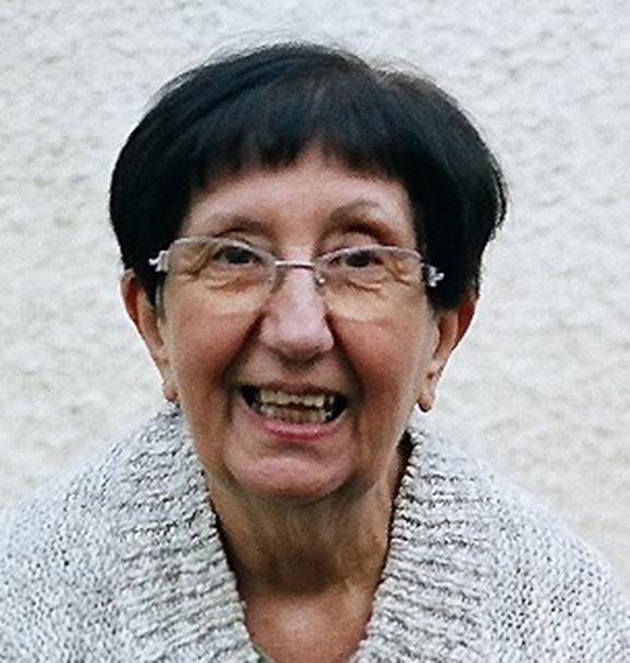 Berjouhi (Betty) Papazian Nikulasdottir