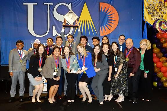 USAD 2019 National Champions