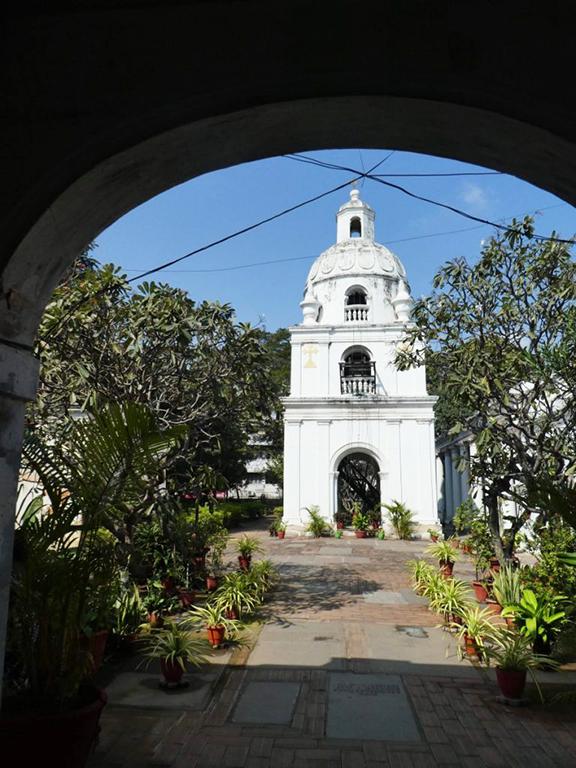 The Armenian church in Chennai. Image: Andrew Whitehead