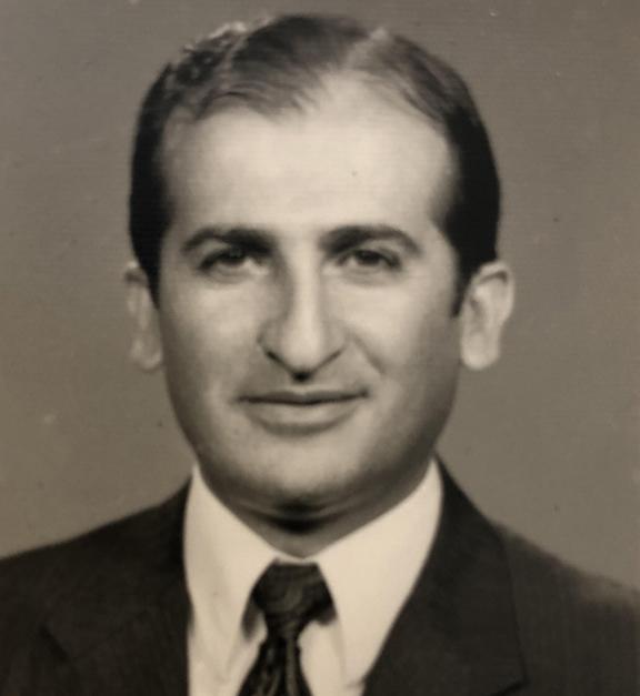 Garo Bedrossian
