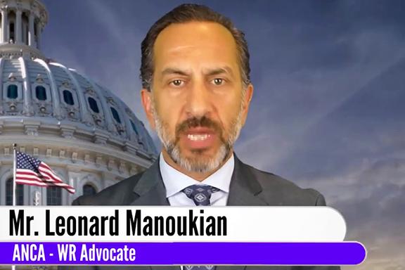 Leonard Manoukian