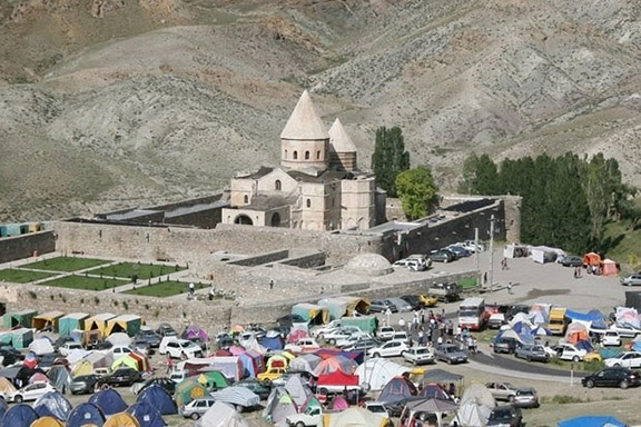 St. Thaddeus Monastery in Iran