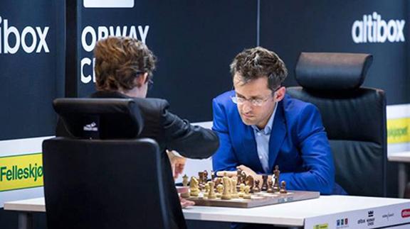 Grandmaster Levon Aronian