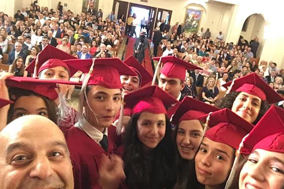 St Gregory A. & M. Hovsepian School Class of 2019