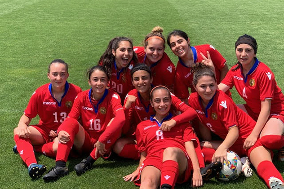 This has been a bonding experience for the girls from both Armenia and America