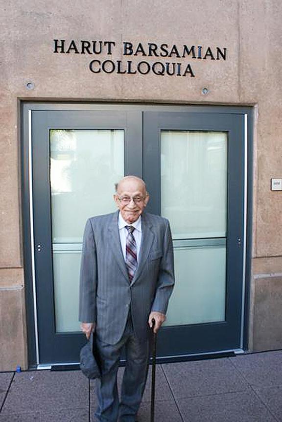 Professor Harut Barsamian
