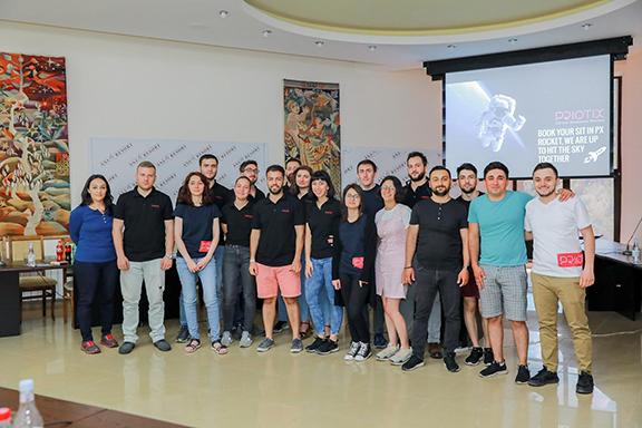 The Priotix team