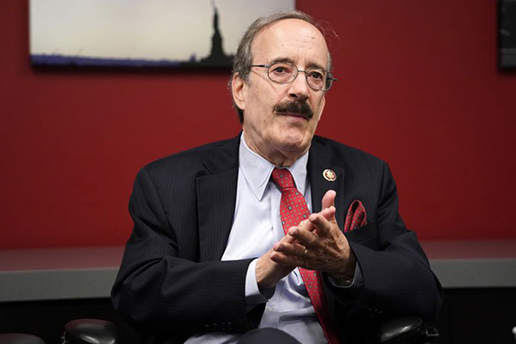 House Foreign Affairs Committee chairman Eliot Engel (D-NY)