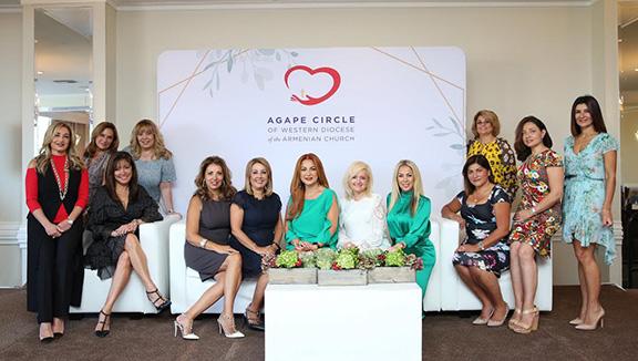 Agape Circle Board Members
