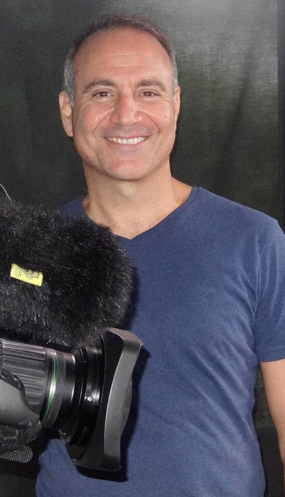 Director Andy Simon