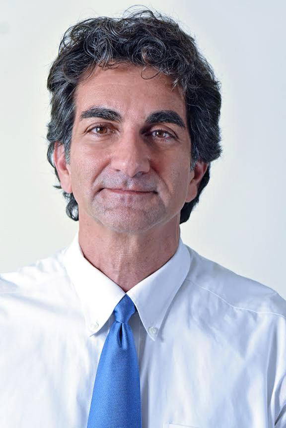 Author Matthew Karanian