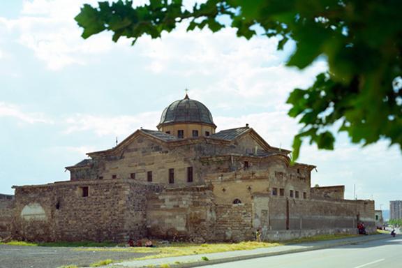 Kayseri's Surp Krikor Lusavorich Armenian Church