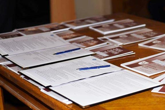 The National Library of Armenia and Haigazian University signed a Memorandum of Understanding