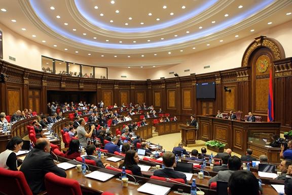 Armenia's parliament raises minimum wage