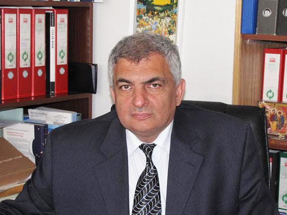 Professor Ashot Chilingarian