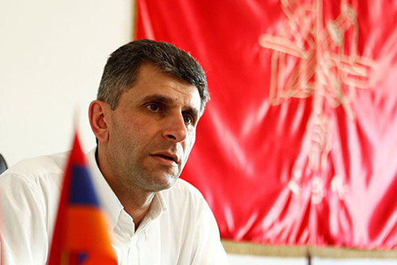 Davit Ishkhanyan is the ARF's candidate for the Artsakh presidential election