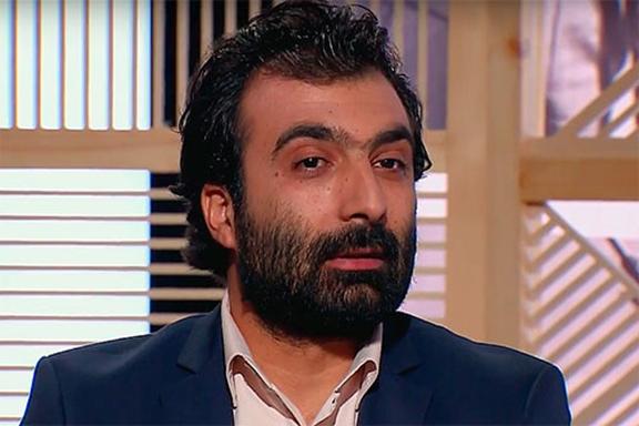Filmmaker Jivan Avetisyan