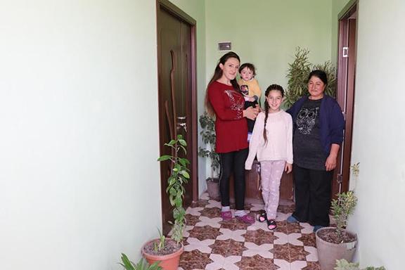 The Ter-Sahakyan family