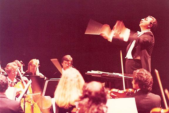 The Edward Hosharian Foundation honors the late Maestro Edward Hosharian and promotes music awareness
