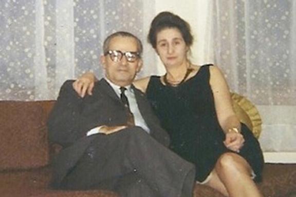 Minas and Kohar Tololyan