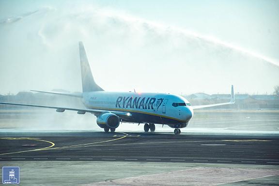 Ryanair's first Armenia 2020 flights take off from Yerevan
