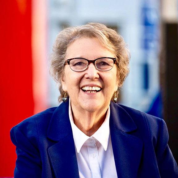 Jackie Goldberg
