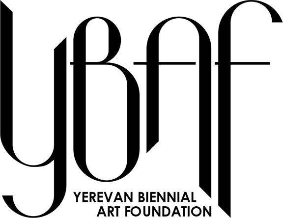 The Yerevan Biennial Art Foundation logo