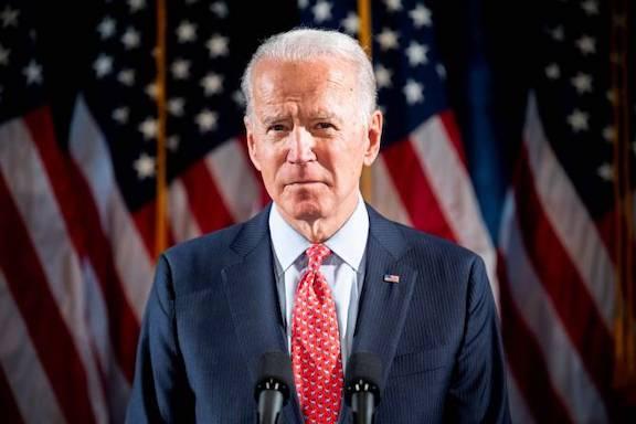 Former Vice-President Joseph Biden