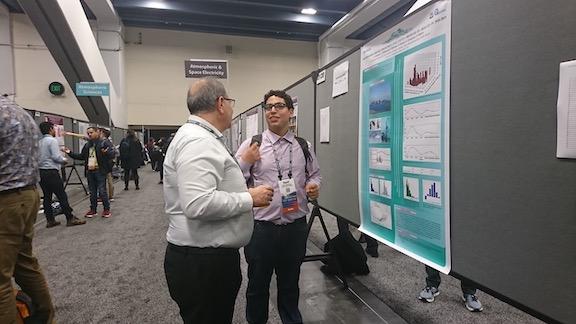 Davit Aslanyan explaining CRD's research
