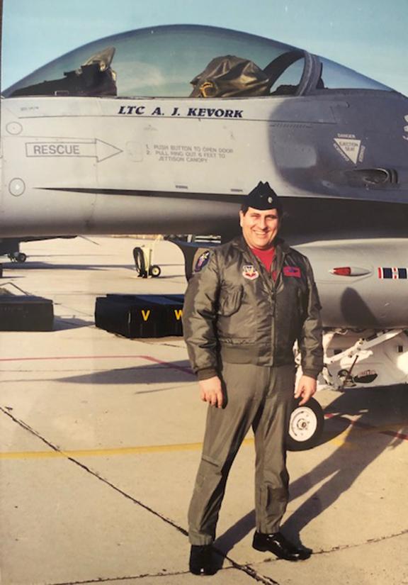 Lt. Col. Andre J. Kevork