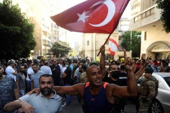 Anti-Armenian protests in Lebanon