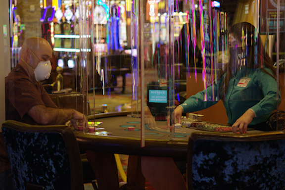 Pechanga Casino reopened with new safety guidelines