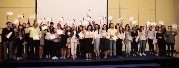 AUA's graduates