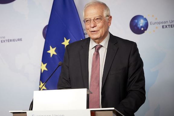 EU Vice-President Joseph Borrell