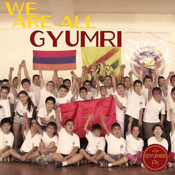"""The """"We Are All Gyumri"""" campaign"""