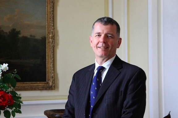 UK's new spy chief Richard Moore was once the Ambassador to Turkey