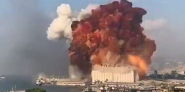 UPDATE: Massive Explosion in Beirut Damages Armenian Center