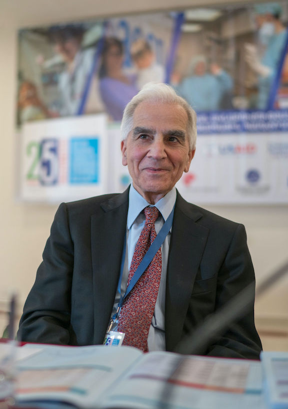 AECP Founder & President Dr. Roger Ohanesian will speak at all events virtually this year
