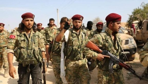 Syrian jihadists fighting for Azerbaijan