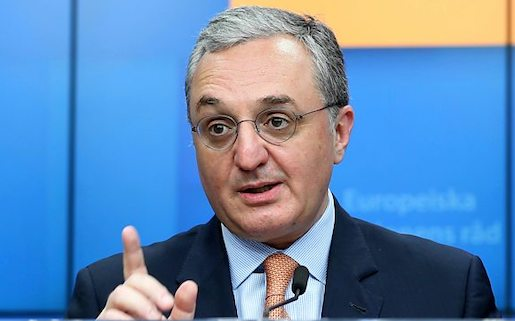 Foreign Minister Zohrab Mnatsakanyan resigns