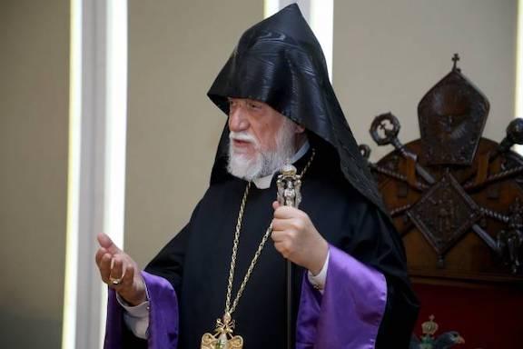 Aram I, Catholicos of the Great House of Cilicia