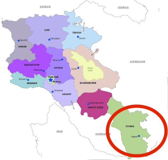 Armenia and Azerbaijan will be meeting in the next weeks to determine Armenia's border, Armenia's Deputy Prime Minister Tigran Avinyan announced on Nov. 9