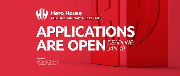Application deadline is January 10